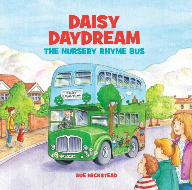 Daisy Daydream Cover