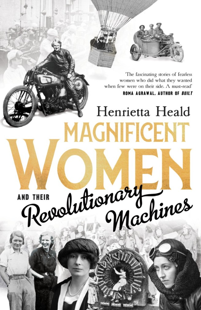 Magnificent Women Cover
