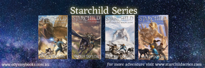Starchild - Giveaway Prize