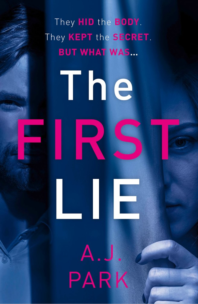 The First Lie - cover v5
