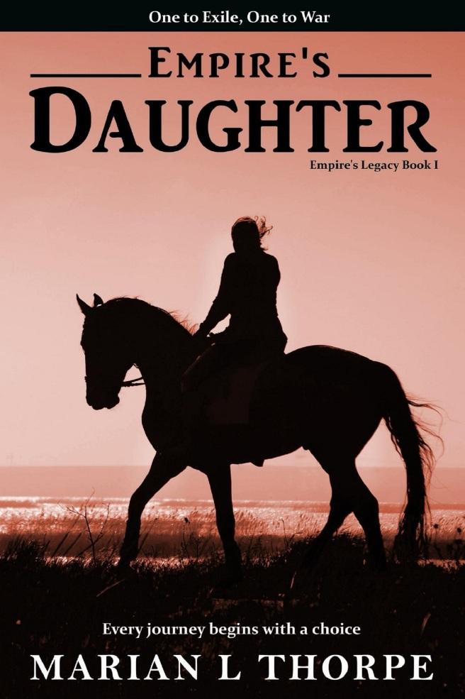 Empires Daughter ebook cover