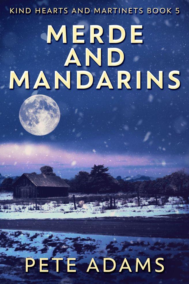 Merde and Mandarins cover