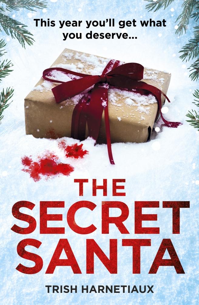 Secret Santa Hi-Res Cover