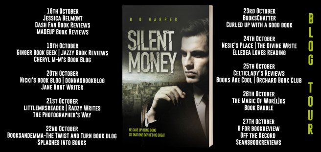 Silent Money Full Tour Banner