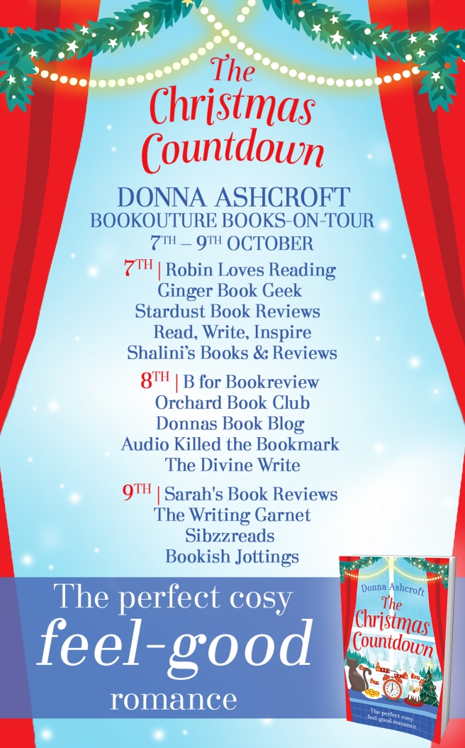 The Christmas Countdown - Blog tour