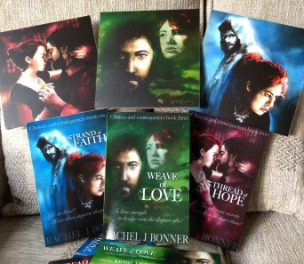 Weave of Love Giveaway 1
