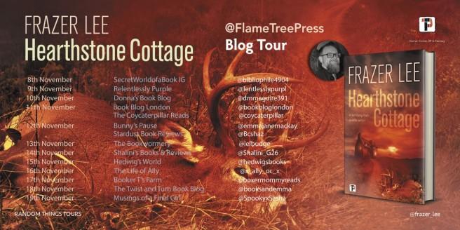 Hearthstone Cottage BT Poster