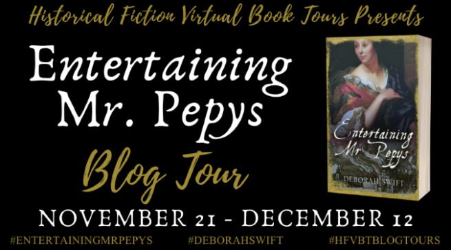 mr pepys poster