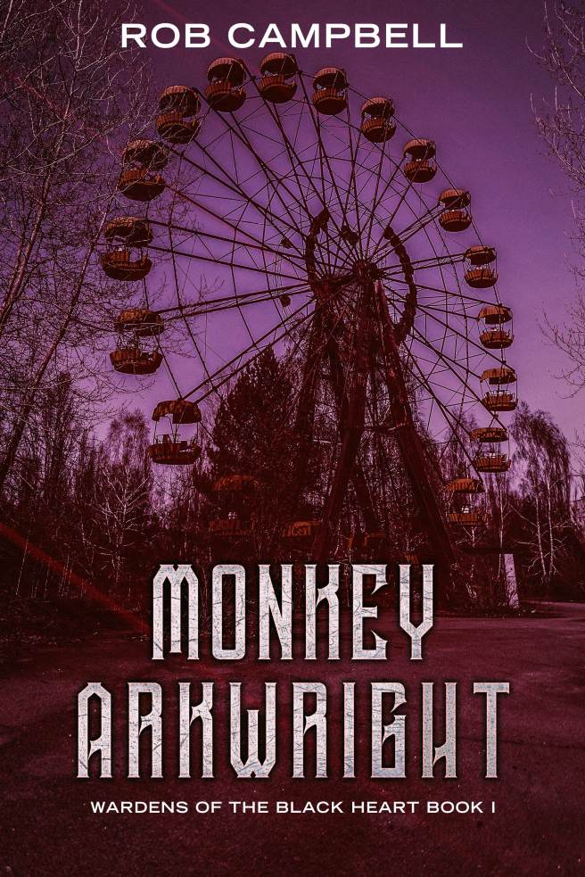 Monkey Arkwright Cover