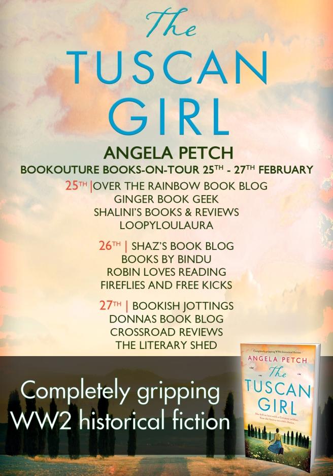 Blog Tour - The Tuscan Girl