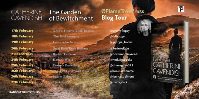 Garden of Bewitchment BT Poster