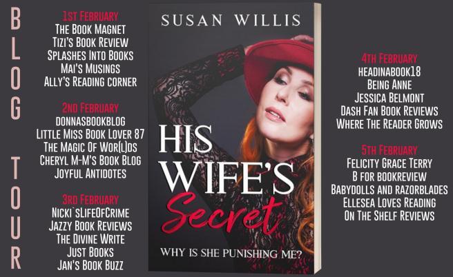 His Wifes Secret Full Tour Banner