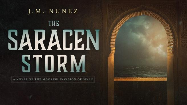 The Saracen Storm Banner Draft 1