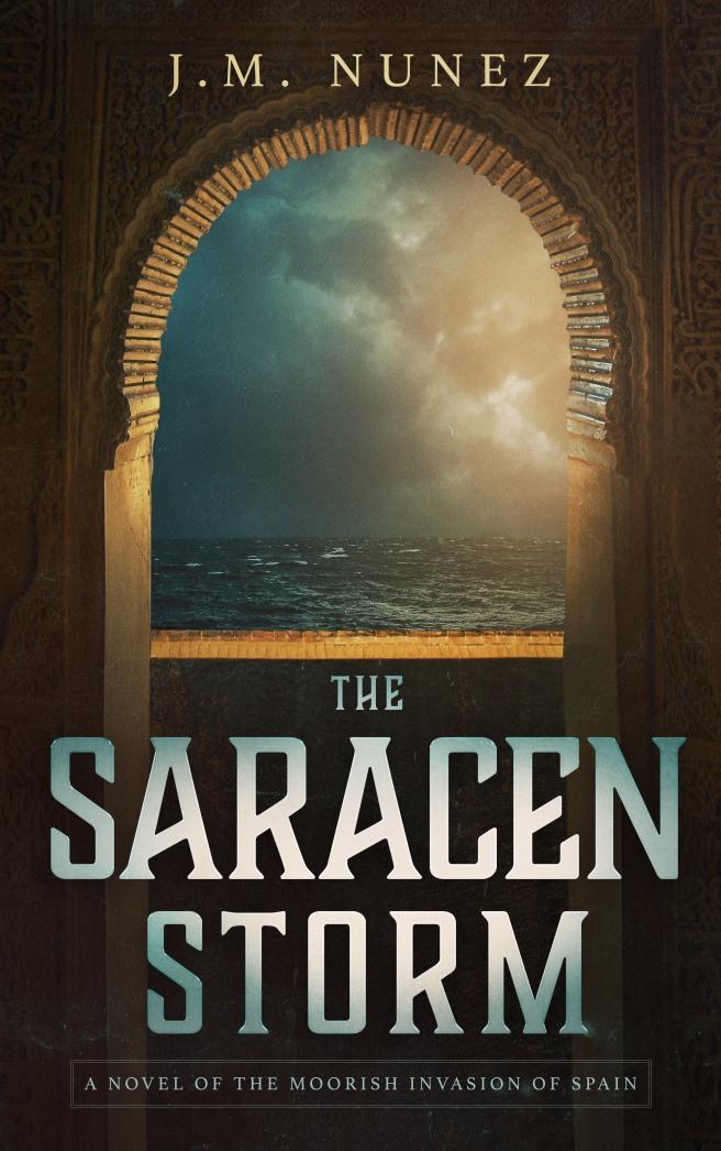 The Saracen Storm - eBook Image
