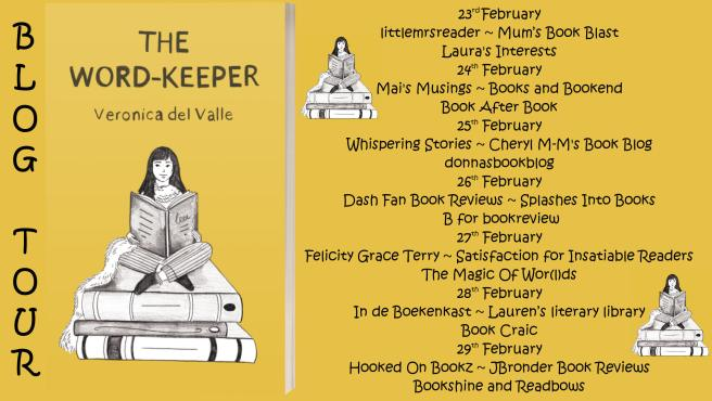 The Word-Keeper Full Tour Banner