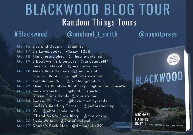 Blackwood BT Poster