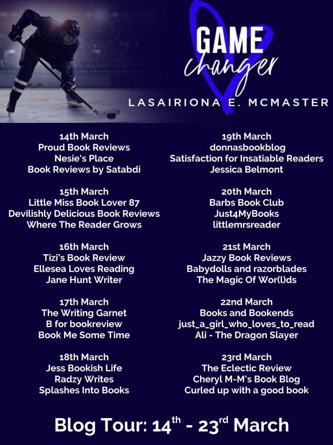 Game Changer Full Tour Banner