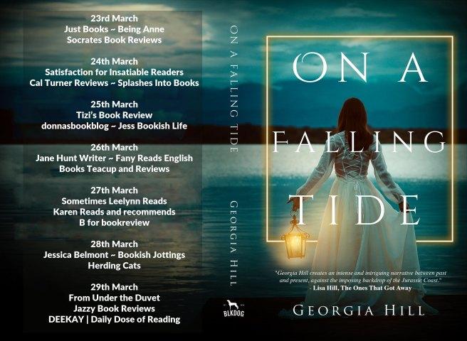 On a Falling Tide Full Tour Banner