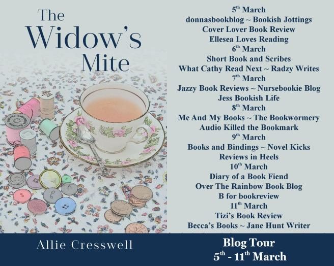 The Widow's Mite Full Tour Banner