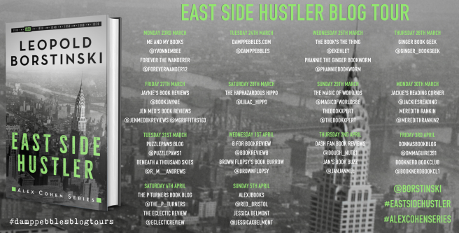 East Side Hustler banner