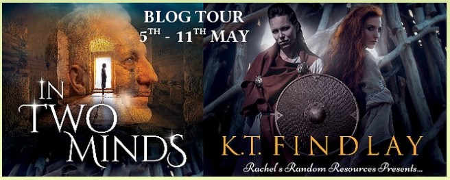 Blog Tour Banner - In Two Minds