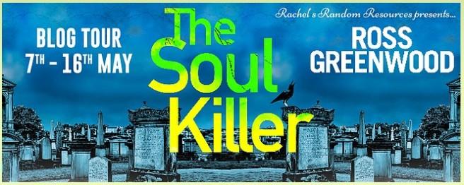 Blog Tour Banner - The Soul Killer