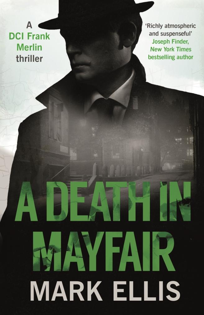 Death in Mayfair - jacket