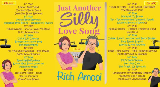 Just Another Silly Love Song Full Tour Banner