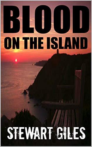 BLOOD ON THE ISLAND COVER IDEA