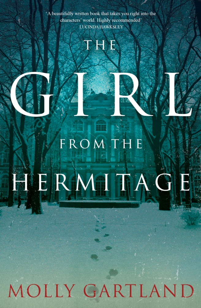 The Girl from the Hermitage Book Cover