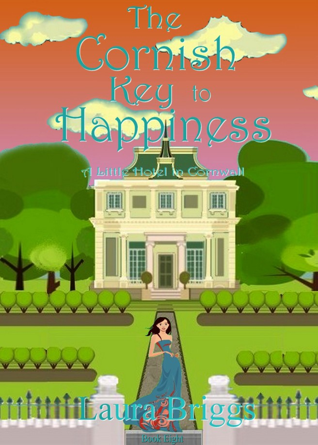 The Cornish Key to Happiness Cover