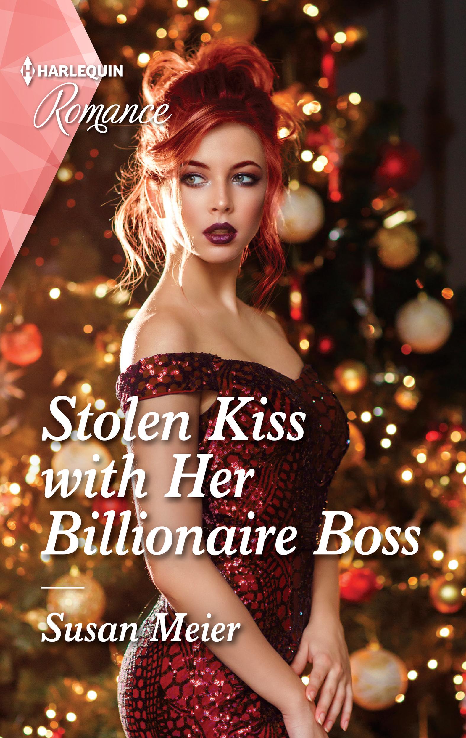 Stolen kiss with her Billionaire Boss Dec cover